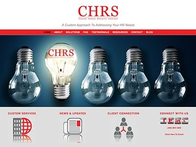 Master Web Engine | Web Design | CHRS