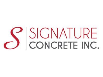 Master Web Engine | Signature Concrete Logo Design