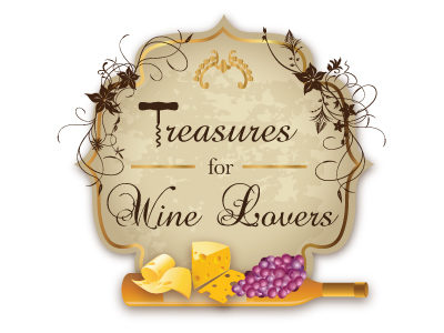 Master Web Engine | Treasures for Wine Lovers Logo Design