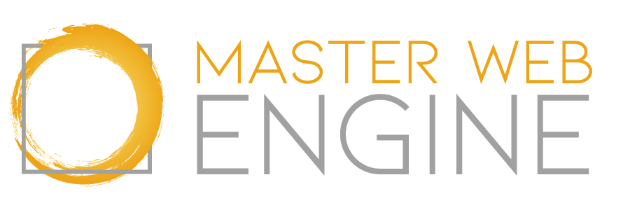 Master Web Engine Logo