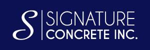 Signature-Concrete